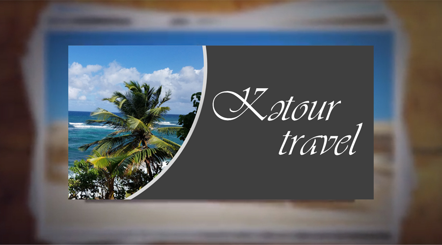 Ketour Travel Club YouTube logo intro placeholder